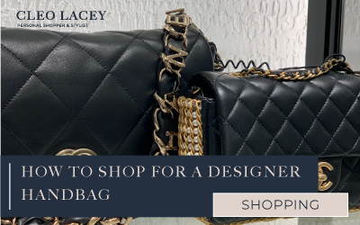 How To Shop For A Designer Handbag